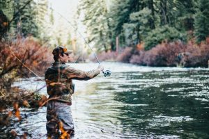 Can Fishing Be a Good Source of Exercise?