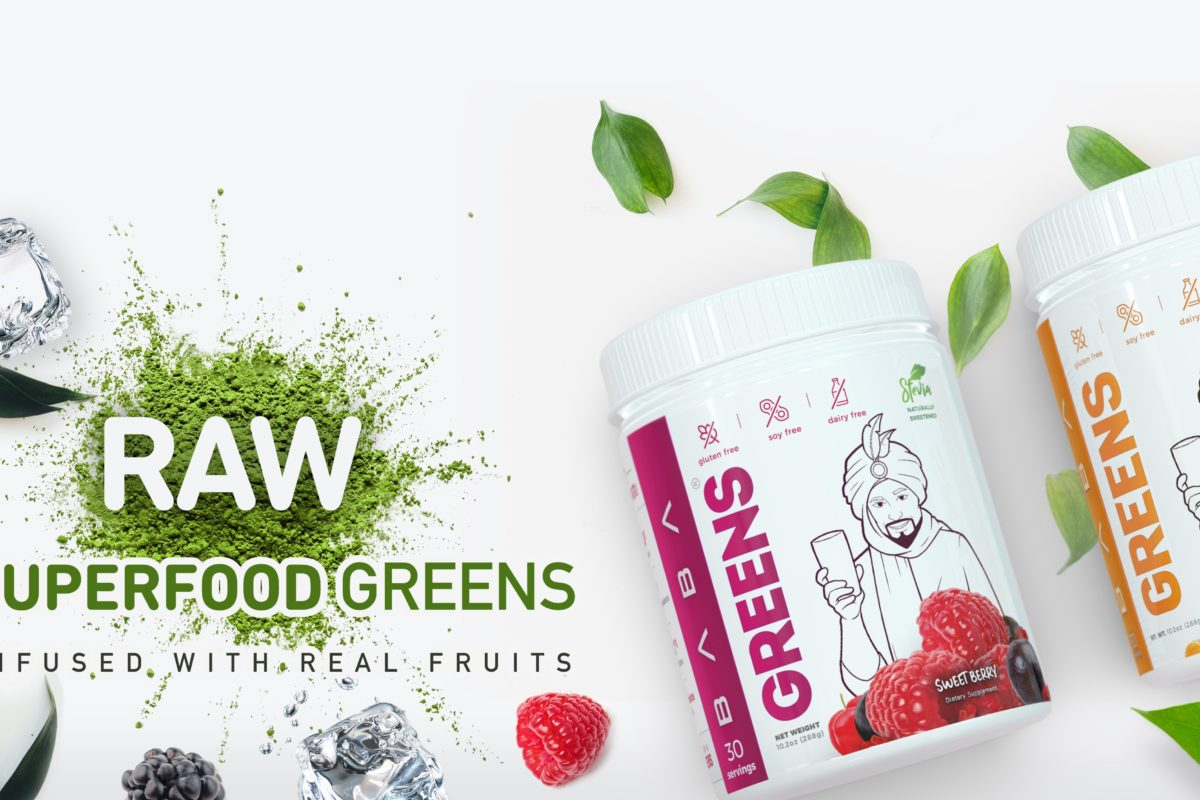 The Amazing New Green Superfood That Tastes Fantastic